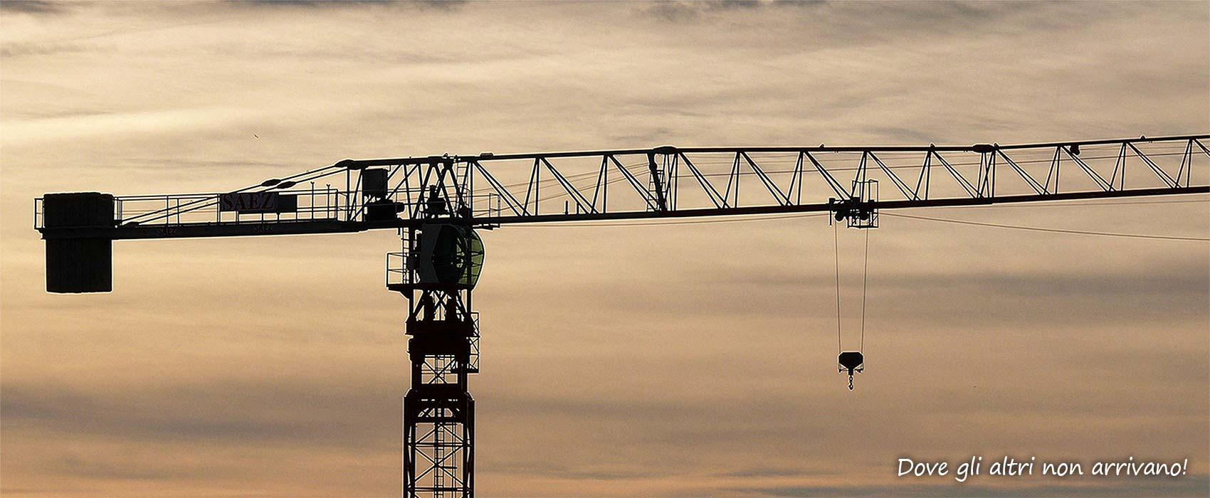 CONSTRUCTION CRANE SALE AND RENTAL